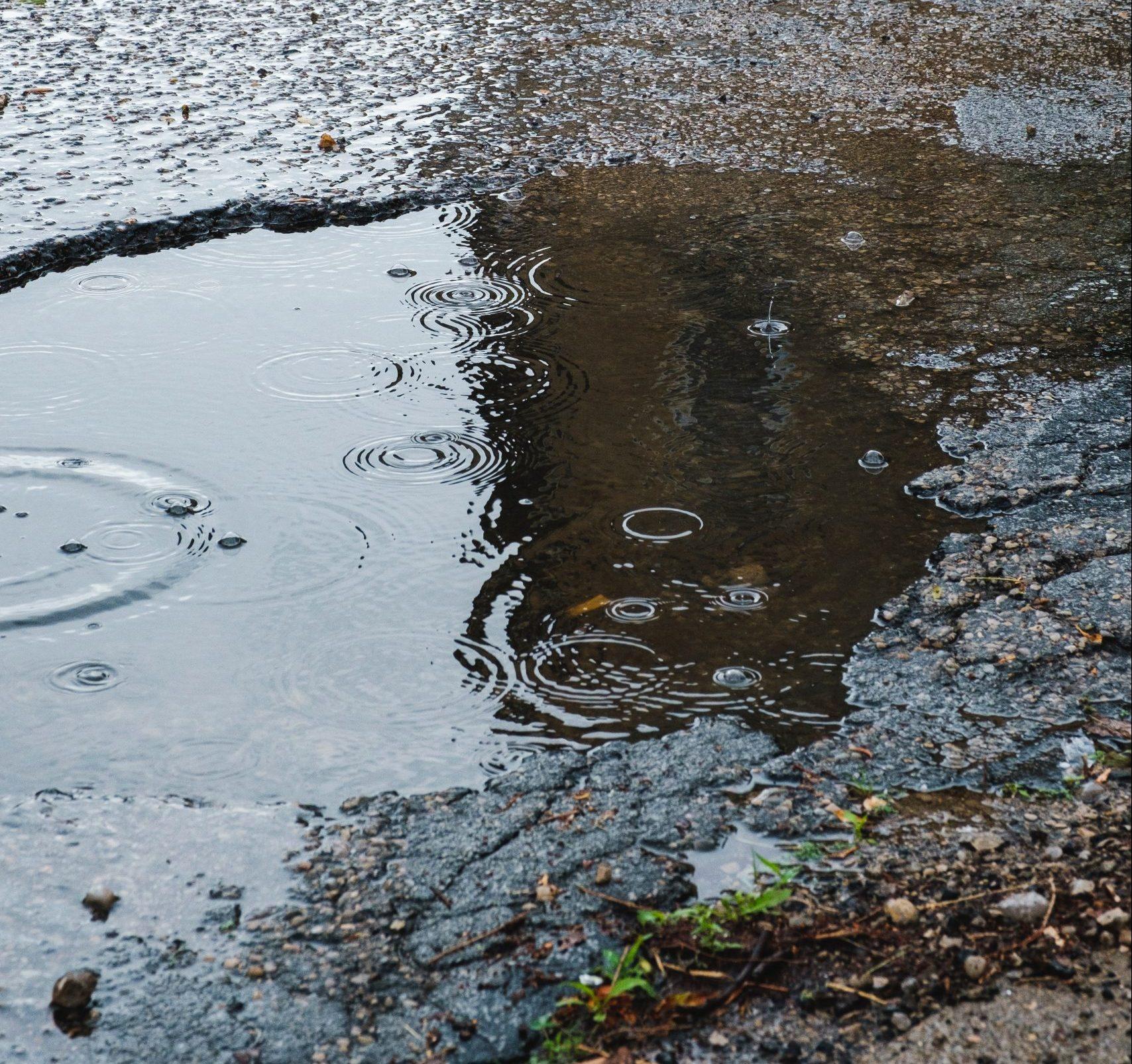 Risarcimento danni per buche stradali
